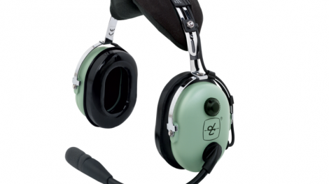 David Clark Headset H10-13.4 _ passive Headsets